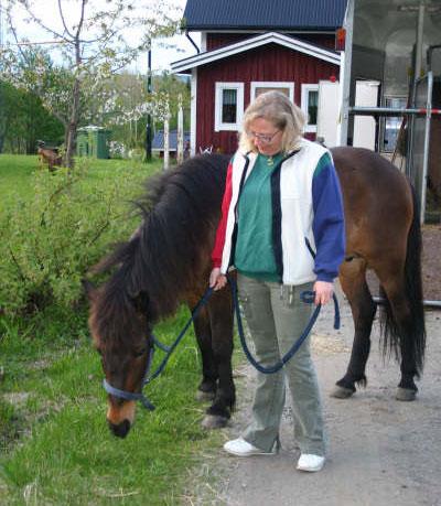 2 juni 2004 då Hrisla kom till mig